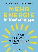 Cover-Bild zu Mehr Energie in fünf Minuten (eBook) von Eden, Donna