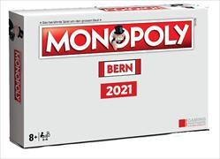 Cover-Bild zu Monopoly Bern