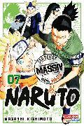 Cover-Bild zu Kishimoto, Masashi: NARUTO Massiv 7