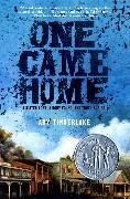Cover-Bild zu Timberlake, Amy: One Came Home (eBook)