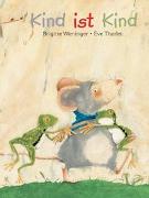 Cover-Bild zu Weninger, Brigitte: Kind ist Kind