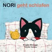 Cover-Bild zu Weninger, Brigitte: Nori geht schlafen