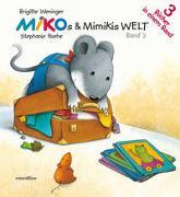 Cover-Bild zu Weninger, Brigitte: MIKOs & MIMIKIs Welt