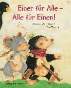 Cover-Bild zu Weninger, Brigitte: Einer für Alle - Alle für Einen
