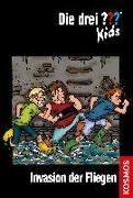 Cover-Bild zu Blanck, Ulf: Die drei ??? Kids, 3, Invasion der Fliegen