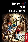 Cover-Bild zu Blanck, Ulf: Die drei ??? Kids, 88, Schatz aus dem All (drei Fragezeichen Kids) (eBook)