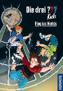 Cover-Bild zu Blanck, Ulf: Die drei ??? Kids, 90, Flug ins Nichts