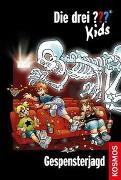 Cover-Bild zu Blanck, Ulf: Die drei ??? Kids, Band 60, Gespensterjagd