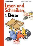 Cover-Bild zu Raab, Dorothee: Einfach lernen mit Rabe Linus - Lesen und Schreiben 1. Klasse
