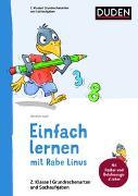 Cover-Bild zu Raab, Dorothee: Einfach lernen mit Rabe Linus - Mathematik 2. Klasse