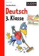 Cover-Bild zu Raab, Dorothee: Einfach lernen mit Rabe Linus - Deutsch 3. Klasse