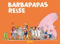 Cover-Bild zu Taylor, Talus: Barbapapas Reise