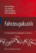 Cover-Bild zu Pflüger, Martin: Fahrzeugakustik