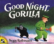 Cover-Bild zu Rathmann, Peggy: Good Night, Gorilla