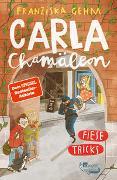 Cover-Bild zu Gehm, Franziska: Carla Chamäleon: Fiese Tricks