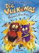 Cover-Bild zu Gehm, Franziska: Die Vulkanos lassen's krachen! (Band 3) (eBook)