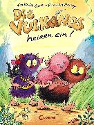 Cover-Bild zu Gehm, Franziska: Die Vulkanos heizen ein! (Band 6) (eBook)