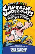 Cover-Bild zu Pilkey, Dav: Captain Underpants Band 4 - Captain Underpants und der perfide Plan von Professor Pipipups