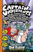Cover-Bild zu Pilkey, Dav: Captain Underpants Band 3 - Captain Underpants und die Invasion der schrecklich fiesen Kantinen-Damen