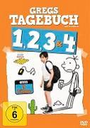 Cover-Bild zu David Bowers (Reg.): Gregs Tagebuch 1-4