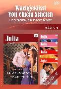 Cover-Bild zu Graham, Lynne: Wachgeküsst von einem Scheich - Liebesromane aus 1001 Nacht (eBook)