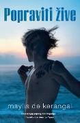 Cover-Bild zu Kerangal, Maylis De: Popraviti zive (eBook)