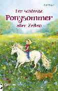 Cover-Bild zu Bach, Berit: Der schönste Ponysommer aller Zeiten (eBook)