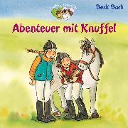 Cover-Bild zu Bach, Berit: Abenteuer mit Knuffel (Audio Download)