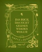 Cover-Bild zu Sundin, David: Das Buch, das nicht gelesen werden wollte
