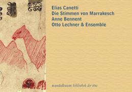 Cover-Bild zu Canetti, Elias: Die Stimmen von Marrakesch