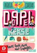 Cover-Bild zu Schröder, Patricia: Die Doppel-Kekse 2: Chaos hoch zwei mit Papagei (eBook)