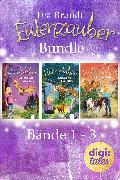 Cover-Bild zu Brandt, Ina: Eulenzauber Bundle. Bände 1-3 (eBook)