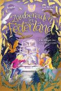 Cover-Bild zu Brandt, Ina: Zaubereulen in Federland (2). Die Magie des Feuerbrunnens