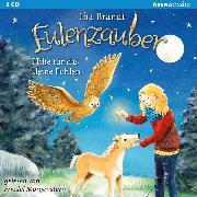 Cover-Bild zu Brandt, Ina: Eulenzauber (6). Hilfe für das kleine Fohlen (Audio Download)