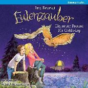 Cover-Bild zu Brandt, Ina: Eulenzauber (8). Ein neuer Freund für Goldwing (Audio Download)