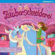 Cover-Bild zu Brandt, Ina: Die Zauberschneiderei (3) Ein Kleid zum Träumen (Audio Download)