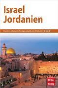 Cover-Bild zu Nelles Verlag (Hrsg.): Nelles Guide Reiseführer Israel - Jordanien