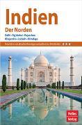 Cover-Bild zu Nelles Verlag (Hrsg.): Nelles Guide Reiseführer Indien - Der Norden