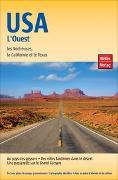Cover-Bild zu Nelles Verlag (Hrsg.): USA : l'Ouest