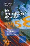 Cover-Bild zu Welfens, Paul J. J.: Telekommunikationswirtschaft (eBook)