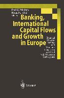 Cover-Bild zu Wolf, Holger C. (Hrsg.): Banking, International Capital Flows and Growth in Europe