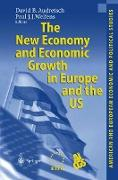 Cover-Bild zu Welfens, Paul J. J. (Hrsg.): The New Economy and Economic Growth in Europe and the US