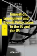 Cover-Bild zu Welfens, Paul J. J. (Hrsg.): Innovation, Employment and Growth Policy Issues in the EU and the US