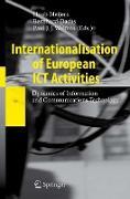 Cover-Bild zu Meijers, Huub (Hrsg.): Internationalisation of European ICT Activities