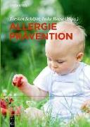 Cover-Bild zu Schäfer, Torsten (Hrsg.): Allergieprävention