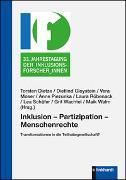 Cover-Bild zu Dietze, Torsten (Hrsg.): Inklusion - Partizipation - Menschenrechte