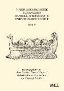Cover-Bild zu Günther, Sven (Hrsg.): Marburger Beiträge zur Antiken Handels-, Wirtschafts- und Sozialgeschichte 37, 2019