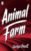 Cover-Bild zu Orwell, George: Animal Farm