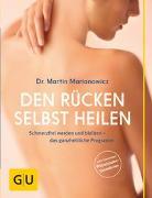 Cover-Bild zu Marianowicz, Martin: Den Rücken selbst heilen
