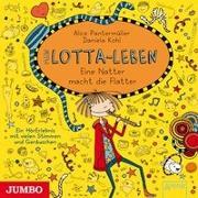 Cover-Bild zu Pantermüller, Alice: Mein Lotta-Leben. Eine Natter macht die Flatter